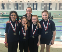 Success for EHS swimmers