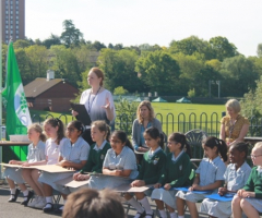 Eco Schools Green Flag Award