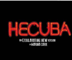 An Opportunity to See Greek Tragedy 'Hecuba'