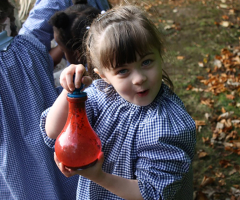 Westbourne pupils enjoy the outdoors
