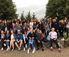 Year 11 thrilled at Alton Towers