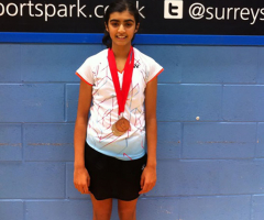 More Badminton Success for Asmita