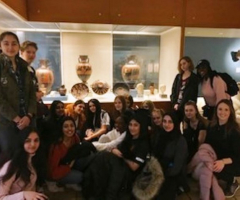 We came, we saw, we conquered: Classicists venture to the British Museum