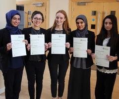 Biologists compete in Olympiad Competition