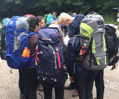 Year 9 conquer the great outdoors