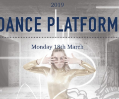 Join us at the Dance Platform event