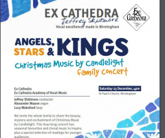 Ex-Cathedra concert features EHS singers