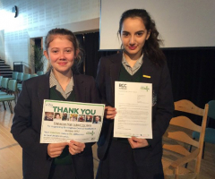 Students organise Foodbank collection