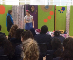 German language play for Year 9