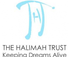 Iram and Safa raise £3000 for The Halimah Trust
