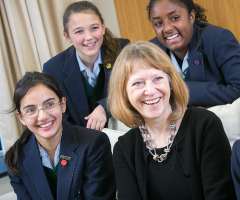 End of Term Message from the Headmistress
