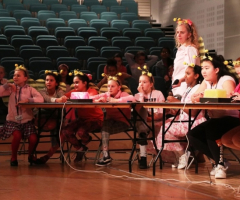 A buzz at the Year 7 Spelling Bee