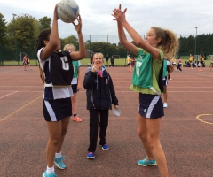 Year 9 Netball success