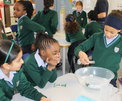 Waterworks extend science curriculum