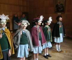 Stepping back in time to Harvington Hall