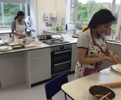 Yr 10 South American Cookery