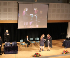 Awards ceremony recognises achievement
