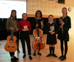 Senior School crowns Musician of the Year