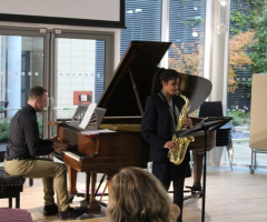 Performers showcase musicianship