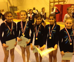 West Midlands Novice Gymnastics