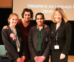 Inspiration at Language and Literature Day