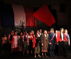 The Curtain Falls on Les Misérables