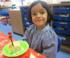 News from Nursery