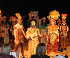 Lion King a roaring success!