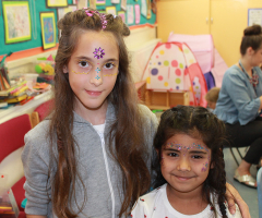 Fun and games as EHS Holiday Club gets underway