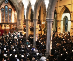 Carol Service marks the end of term