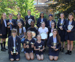 Sports Celebration Assembly rounds up superb year of sport