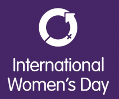 Celebrating International Women's Day #EACHFOREQUAL