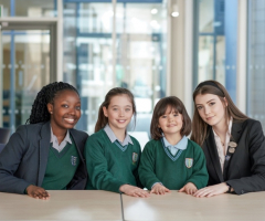 EHS opens its doors for Whole School Open Morning