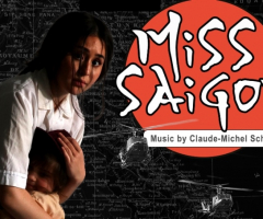 Tickets for Miss Saigon - on sale soon