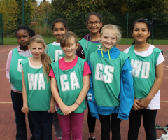 Prep Girls Netball Camp Launched