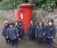 Nursery Girls Write Home