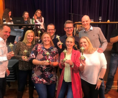 EHSPA quiz a roaring success