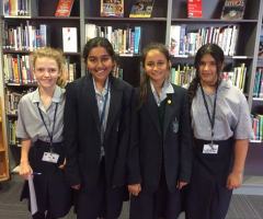 Poetry trail for Year 7