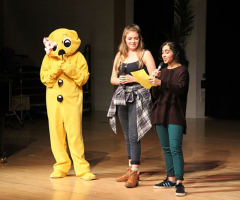 EHS Showcases Talent For Children in Need