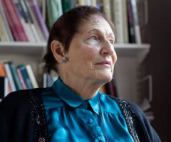 Q&A with Ruth Barnett – A Kindertransport Child