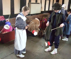 A Tudor Experience for Year 4