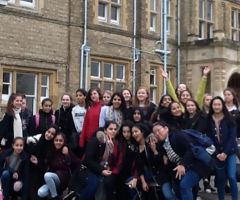 Year 9 Classicists visit the Ashmolean Museum