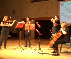 Stringcredibles' Tunes from the Trenches