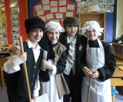 Year 5 Sample Victorian Life