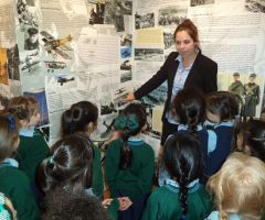Prep Enjoy WW1 Exhibition Tour