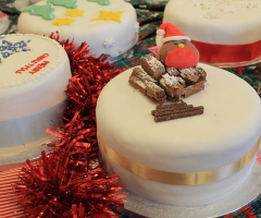 Year 9 Christmas Cake Competition