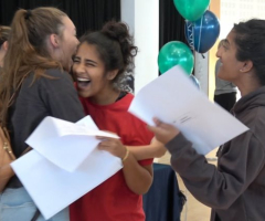 EHS girls achieve impressive A Level results