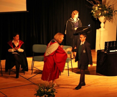Awards Ceremony celebrates academic success