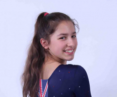 International competition for Tumbling star