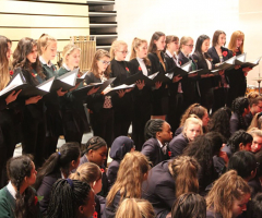 EHS Remembers Armistice Day